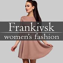 Грація і зручність сукні сонце кльош. Frankivsk Fashion