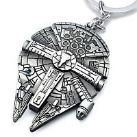 Брелок GeekLand Star wars Звездные войныMillennium Falcon Тысячелетний сокол 16.37