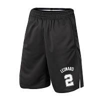 Баскетбольні шорти Leonerd black