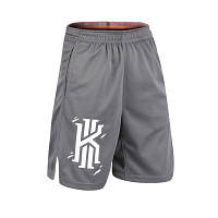 Баскетбольные шорты Kyrie серые
