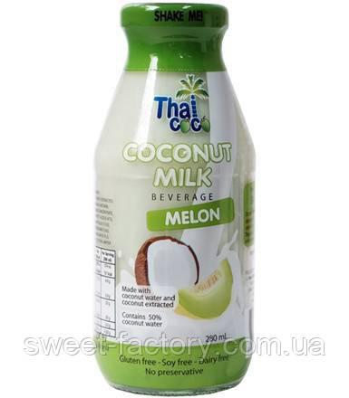 Кокосовое молоко  Coconut Beverage со вкусом дыни