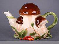 Заварочный чайник Lefard Грибная поляна 23 см 58-767