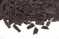 Шоколадные посыпки Стружка, черный шоколад