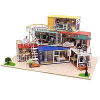 Интерьерный конструктор/ Кукольный домик- DIY House Container Home