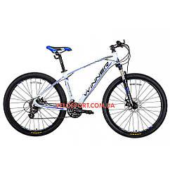 """Горный велосипед Winner Drive 27.5 дюймов 21"""" белый"""