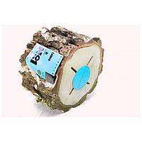 Полено-пенек, финская свеча Bonfire stump #1, XL