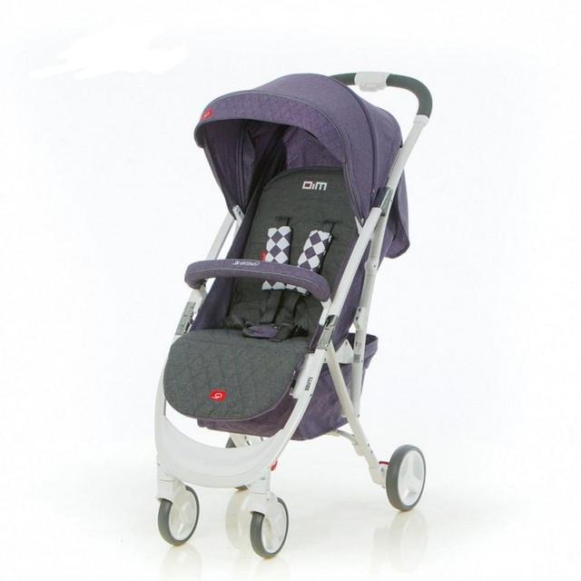 Прогулянкові коляски Quatro Mio