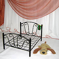 Лежак для домашних животных кованый черный, фото 1