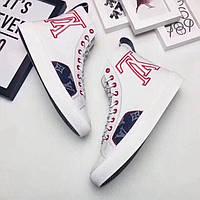 Кеды Louis Vuitton NEW!!!