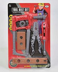 Детский набор инструментов для мальчиков.Детский набор с инструментами.Игрушки инструменты для мальчиков.