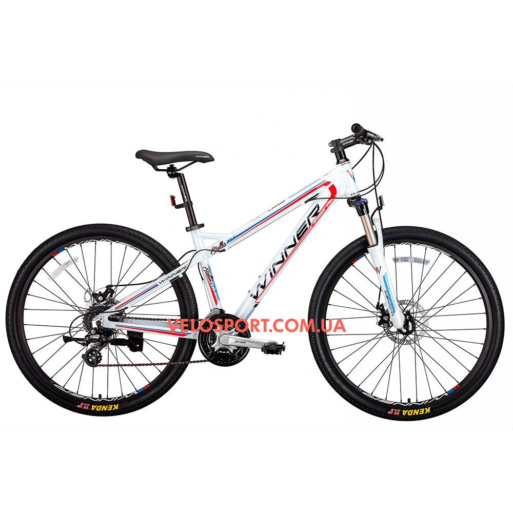 Горный велосипед Winner Stella 27.5 дюймов белый