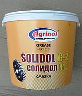 Солидол Ж-2 (4,5 кг)