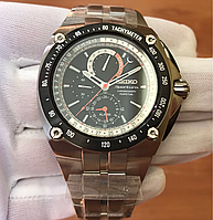 Seiko Sportura Chrono Perpetual Alarm-SPC047P1, фото 1
