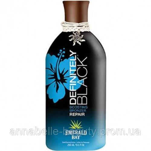 Emerald Bay Definitely Black - Экзотический коктейль с темными бронзаторами 250мл