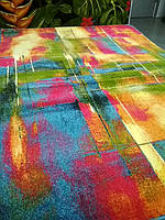 "Ковёр Kolibri ""цвета радуги"" 0.80х1.50 м."