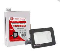 Светодиодный прожектор LED 10W IP65 (EH-LP-205) от торговой марки ElectroHouse