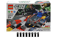 "Brick   ""STAR WAR""  80031 360 дет. р.32х21,5х6 см., шт"