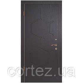Двери входные Премиум Сплит полотно 76мм