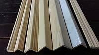 Уголок деревянный наружный 50х50 мм