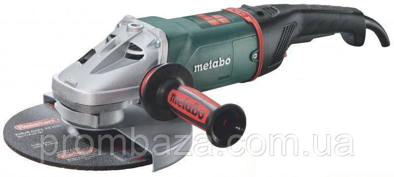 Болгарка Metabo WEA 24-230 MVT Quick DMS, фото 2