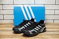 Кроссовки женские Adidas Marathon TR 30562 адидас черные Реплика