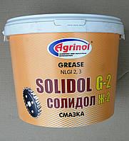 Солидол Ж-2 (9 кг), фото 1