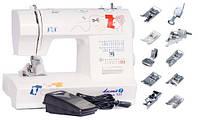 Швейная машинка LUCZNIK LAURA 555 + набор лапок HM-10, фото 1