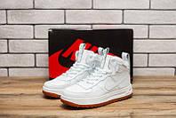 Кроссовки женские Nike LF1 10550 найк найки белые Реплика