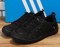 Кроссовки мужские Adidas Daroga 30892 адидас черные дорога Реплика