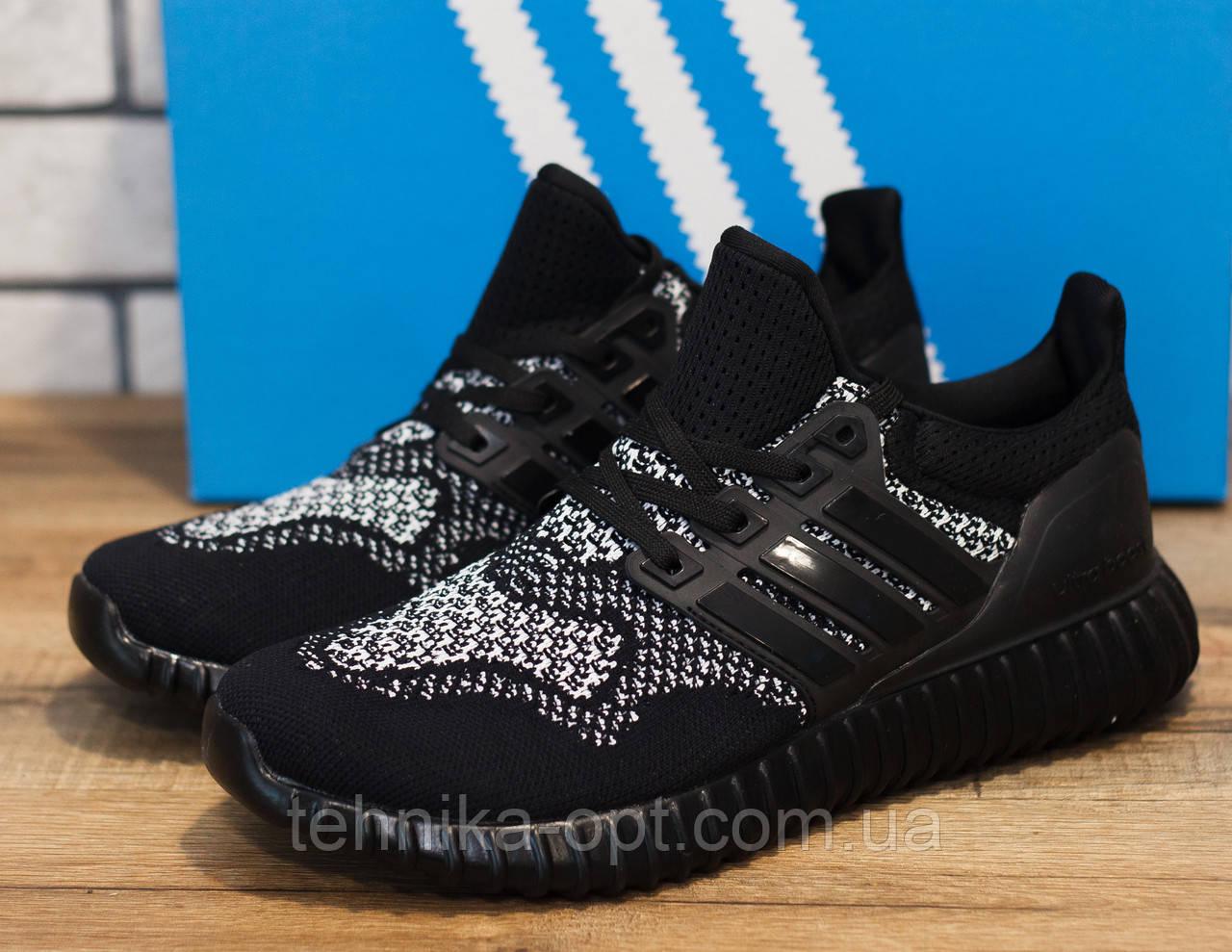 Кроссовки мужские Adidas Ultra Boost 30899 адидас буст обувь Реплика
