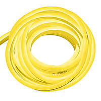 Гибкий неон 220В 2835 (120LED/м) IP67 желтый
