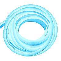 Гибкий неон 220В 2835 (120LED/м) IP67 синий