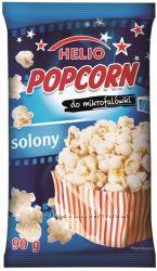 HELIO попкорн в микроволновой печи 90 гр (соль)