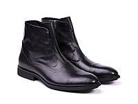 Ботинки  Etor 12096-7305-02 черные, фото 1