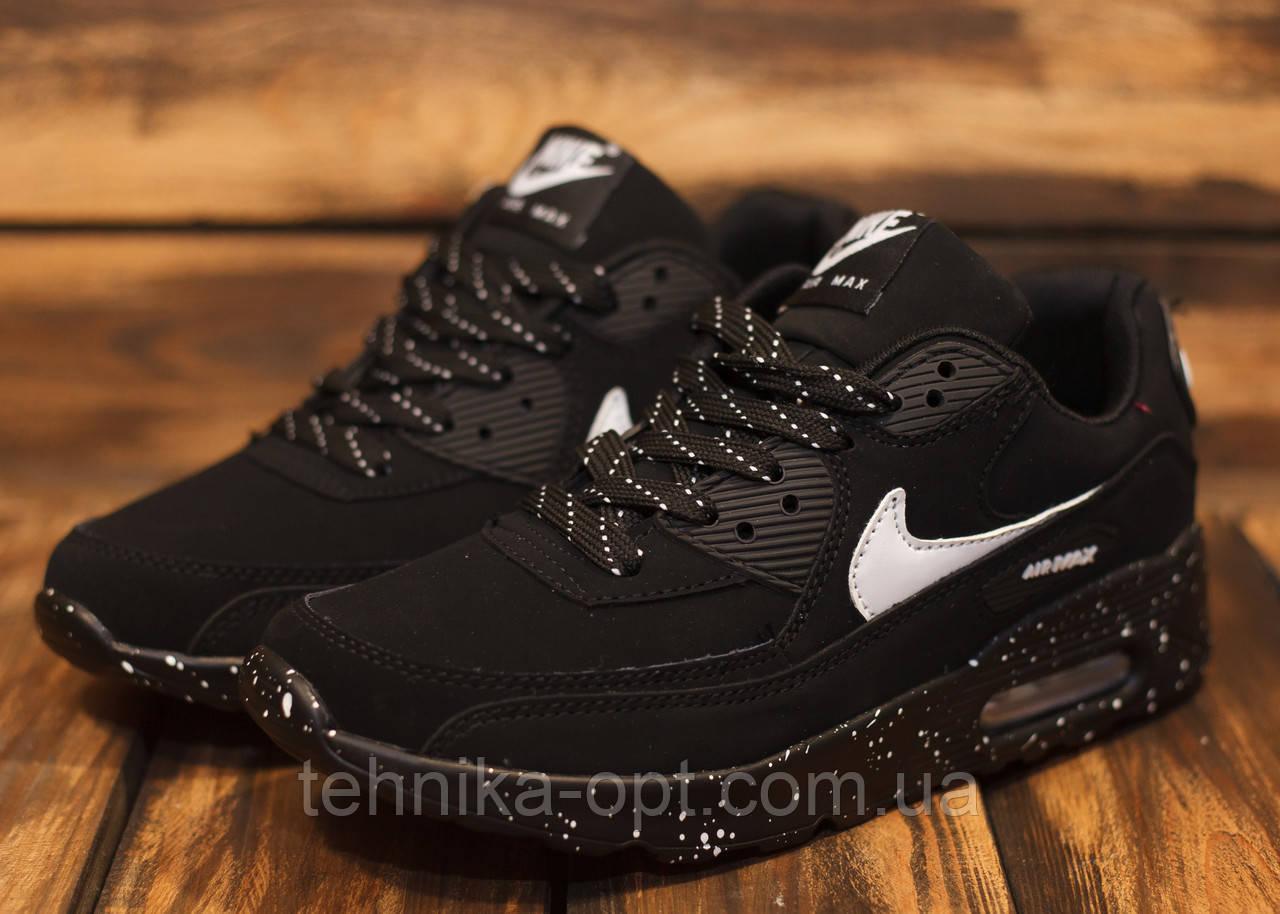 Кроссовки женские Nike Air Max 10722 найк найки аир макс черные реплик 5e02566c0cfd4