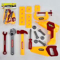 Детские игрушки для мальчиков инструменты. Игрушечные инструменты.