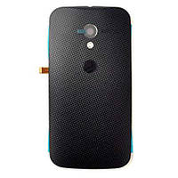 Задняя крышка для Motorola XT1053 Moto X/XT1055/XT1056/XT1058/XT1060, черная