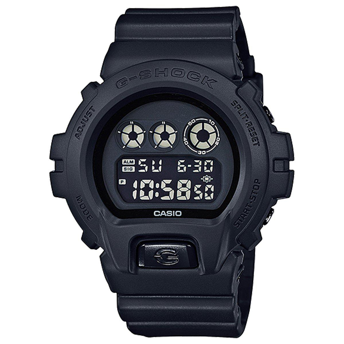 Часы Casio G-Shock DW6900BB-1