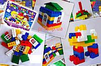 """Конструктор пластиковый, типа """"лего"""", 35деталей, Украина"""