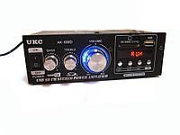 Усилитель UKC AK-699D MP3 FM 220v 12v