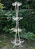 """Підставка для квітів на 17-21 чаш """"Вежа-2"""", фото 2"""