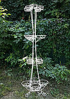Башня 1, 17-21 фиалок/орхидей, подставка для цветов