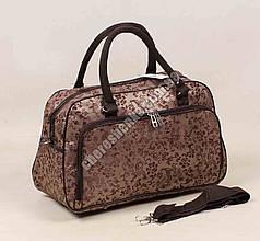 Дорожная сумка 8802-5,5 Кофейная