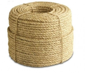 Веревка джутовая 10-50 мм