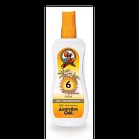 Australian Gold SPF 6 Spray gel - Спрей гель з фактором захисту 6 237 мл