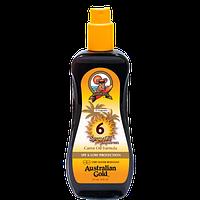 Australian Gold SPF 6 Spray Oil - Масло для загара на солнце c фактором защиты 6 237 мл