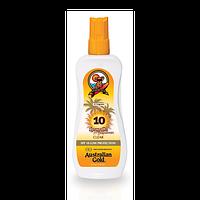 Australian Gold SPF 10 Spray Gel - Спрей-гель з фактором захисту 10 237 мл