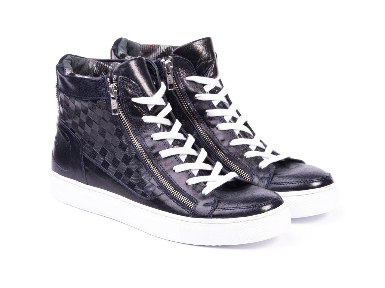 Ботинки Etor 12137-07162-1 синий