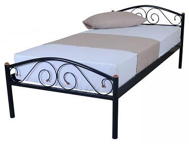Кровать односпальная Респект