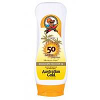 Australian Gold SPF 50 Lotion- Солнцезащитный крем для загара  237 мл